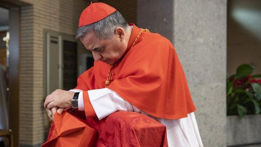 Así cayó Becciu, el cardenal que desvió centenares de millones de euros de los pobres a la especulación