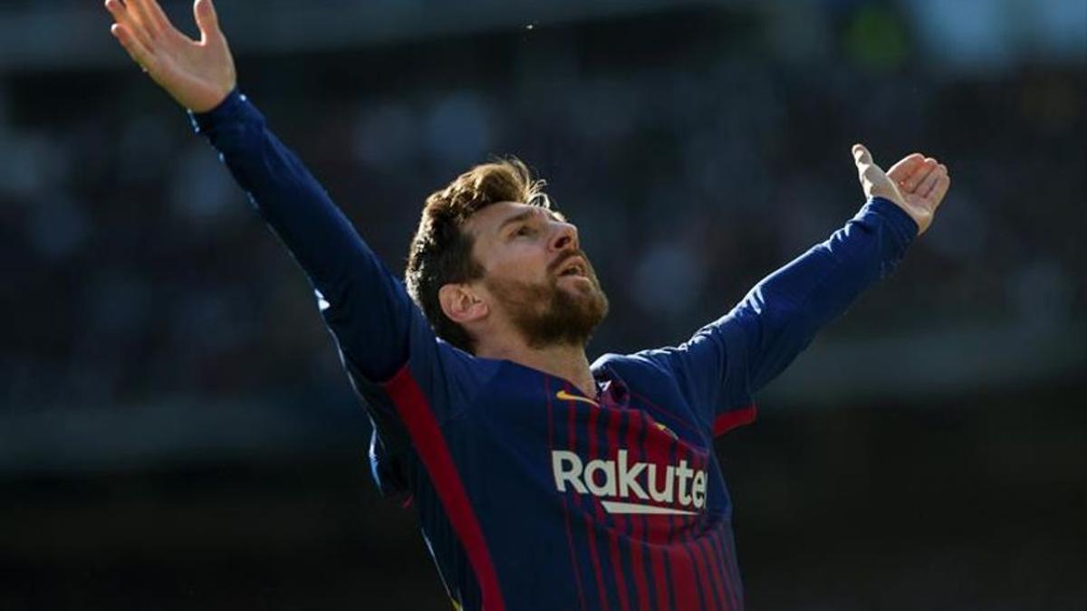 El futbolista Leo Messi en una imagen de archivo