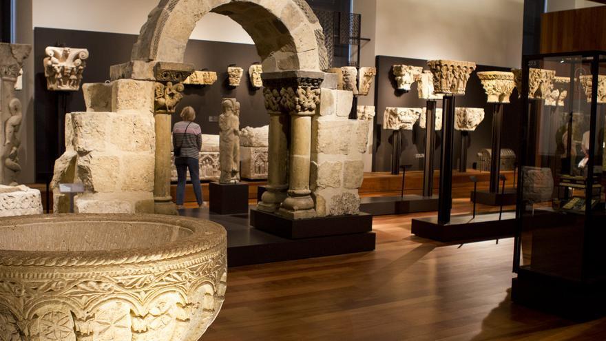 Una de las salas del Museo Arqueológico Nacional. Viajar Ahora