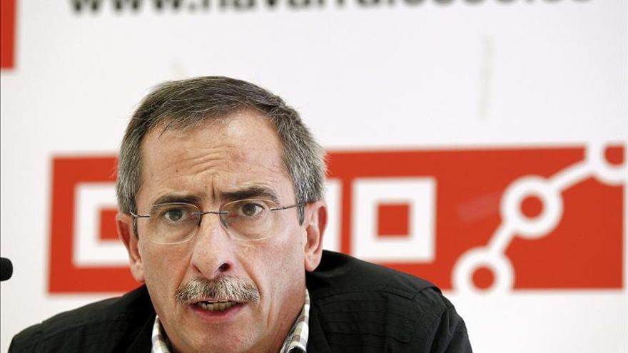 """Górriz (CCOO) dice que """"o hay cambio de política o tendrá que haber cambio de Gobierno"""""""