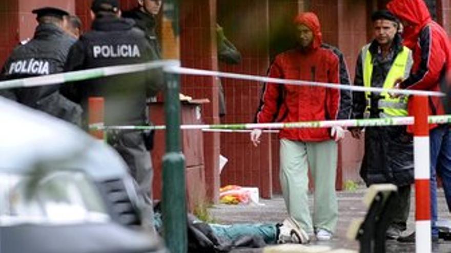 Varios muertos en Eslovaquia por los disparos de un tirador.