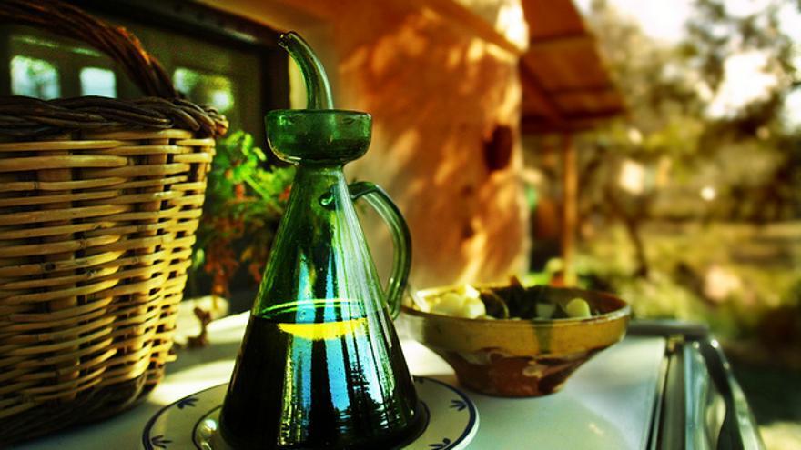 La mayor parte del aceite español se produce en pequeñas cooperativas