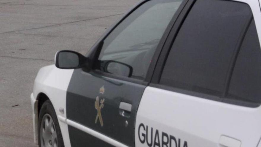 Siete detenidos por el secuestro de un empresario, dos tras embestir a un coche de la Guardia Civil