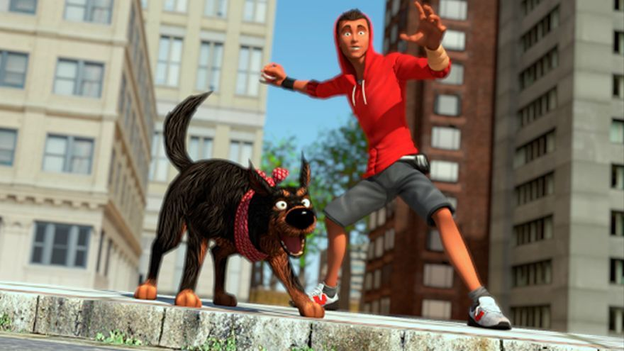Dogchild, Animatoon