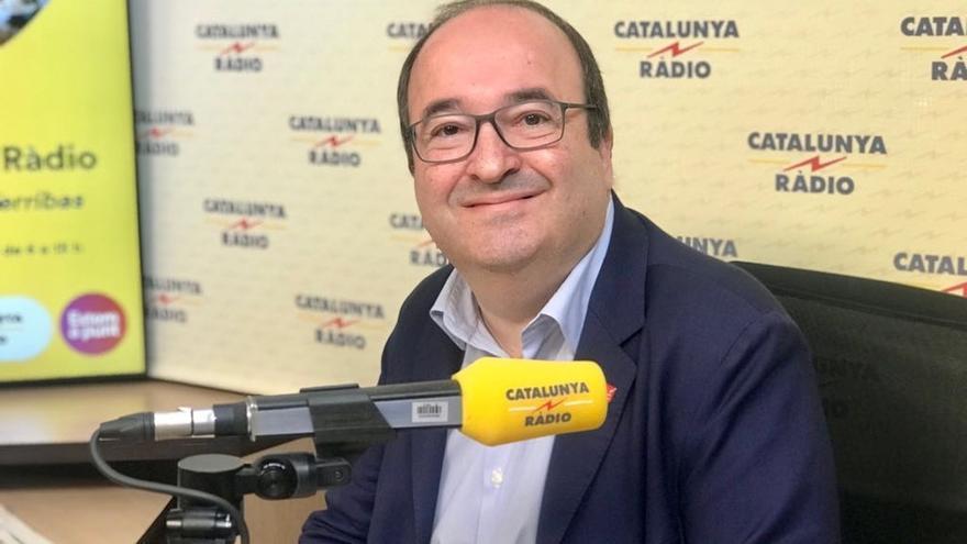 """Iceta (PSC): """"El Govern de Cataluña ha demostrado que va cumpliendo la ley"""""""