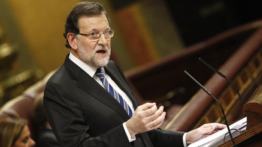 Rajoy critica la gestión del PSOE en Andalucía, con menos gasto en Sanidad que Galicia o Murcia