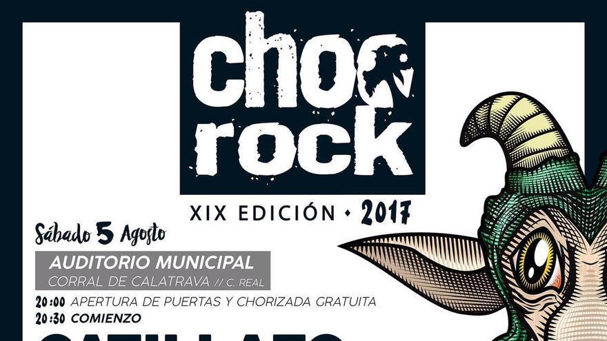 Choo rock en  Corral de Calatrava