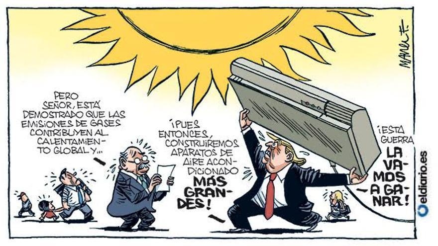 Trump sabe