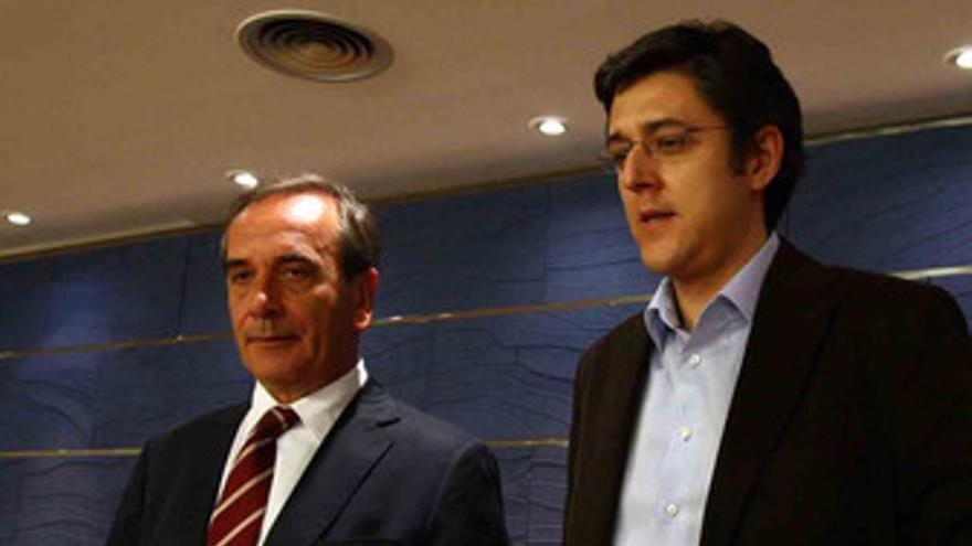 José Antonio Alonso (PSOE) en el Congreso