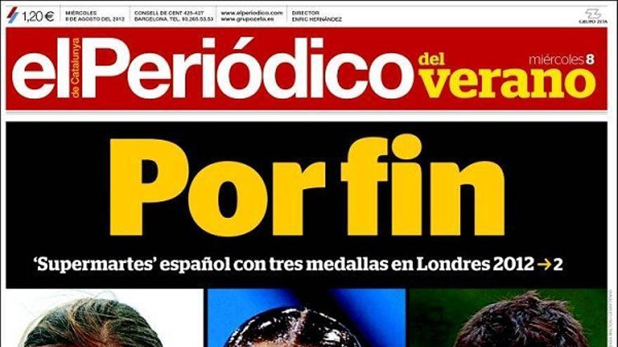 De las portadas del día (08/08/2012) #10