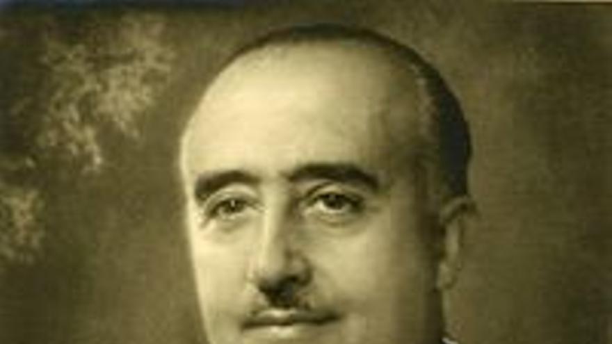 Francisco Franco en el inicio de la Dictadura