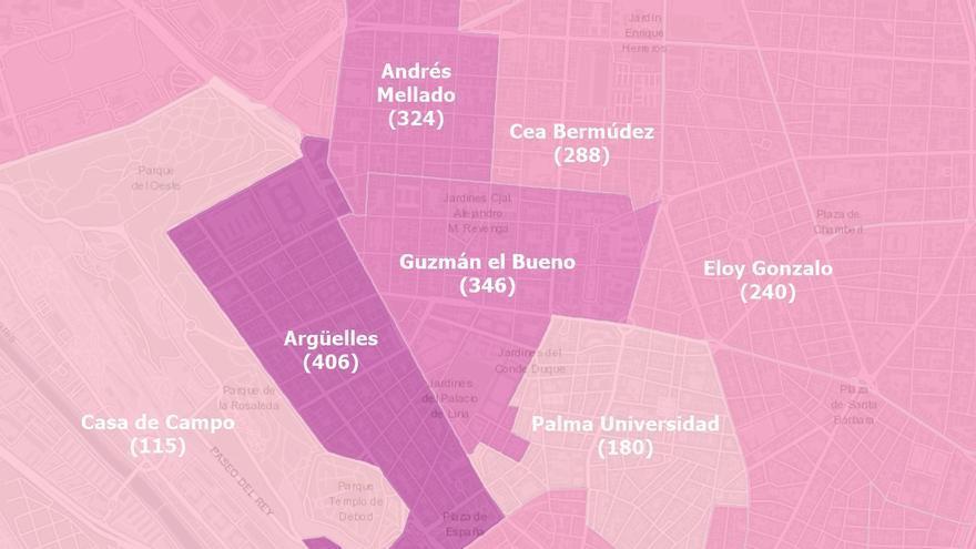 Los contagios de Covid-19 bajan en Guzmán el Bueno y la ZBS se acerca al desconfinamiento