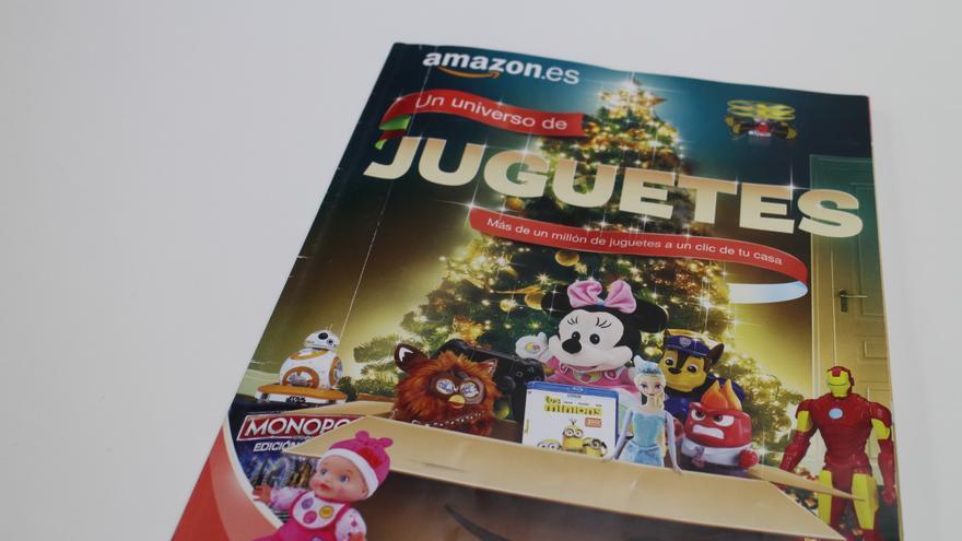 Catálogo de juguetes Amazon