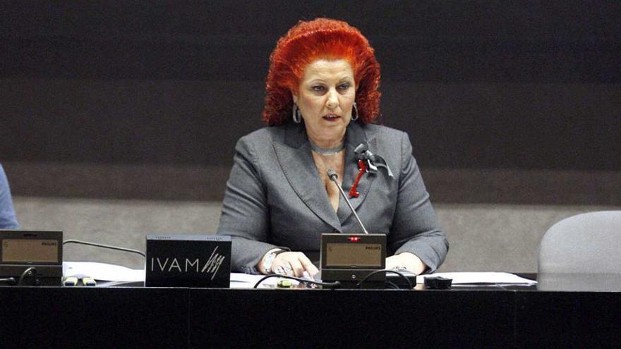 Consuelo Císcar.