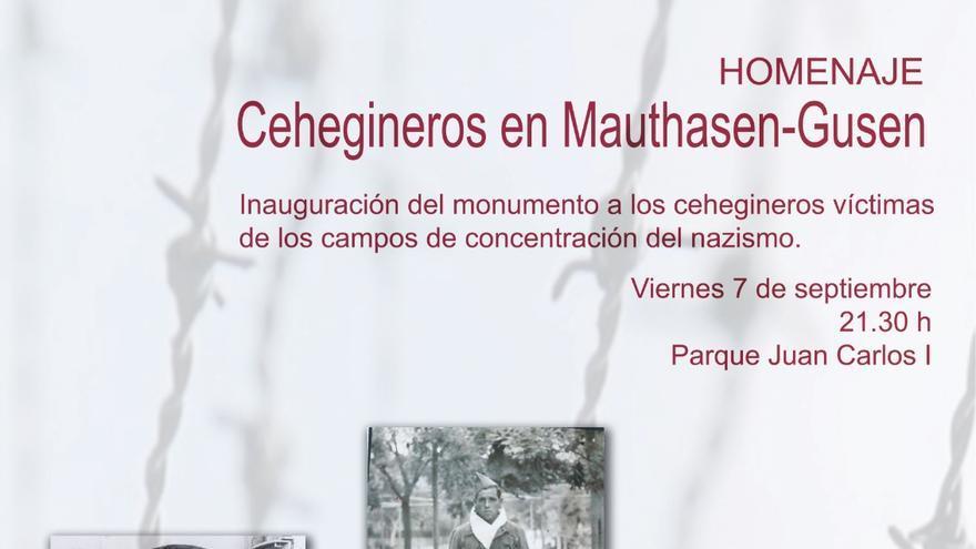 El municipio murciano de Cehegín homenajea a sus trece vecinos deportados a campos nazis