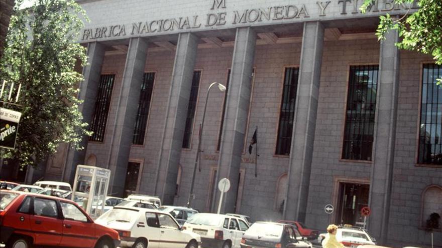 La Casa de la Moneda acuña una nueva serie de la colección Patrimonio Nacional