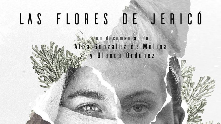 Cartel del documental 'Las flores de Jericó'.