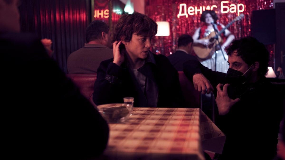 Imagen del rodaje de la segunda temporada de 'Nasdrovia'
