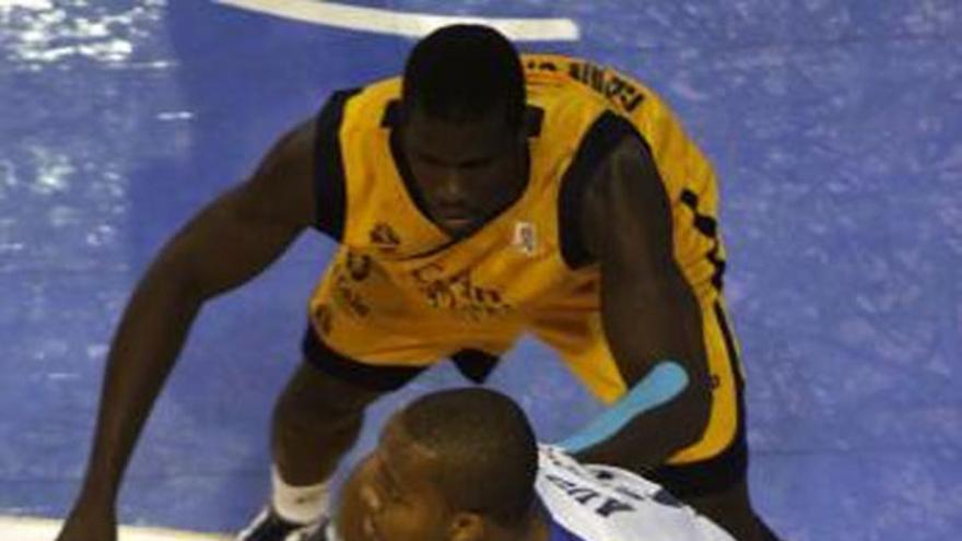 Del partido de baloncesto #5