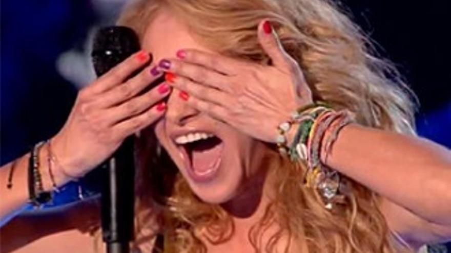 'La Voz' (22.7%) sube el volumen en su semifinal y 'Águila Roja' se despide sin ruido