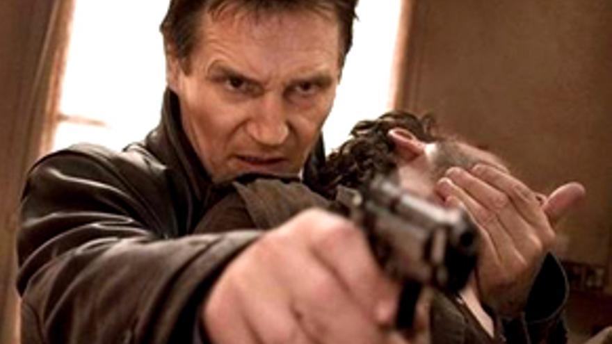 """La 'Venganza' de Liam Neeson puede con el 'hasta pronto' de Paz en """"Aída"""""""