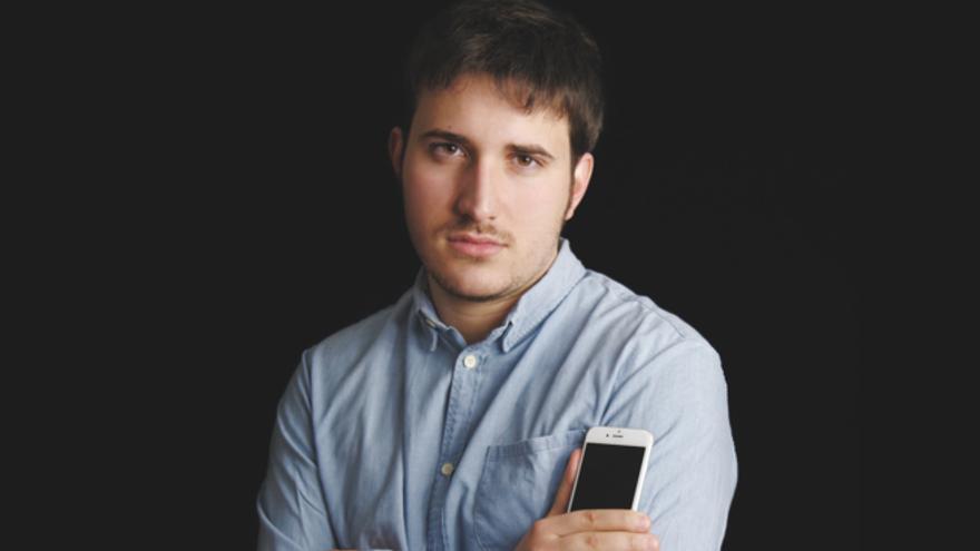 Pep Gómez, fundador de Reby