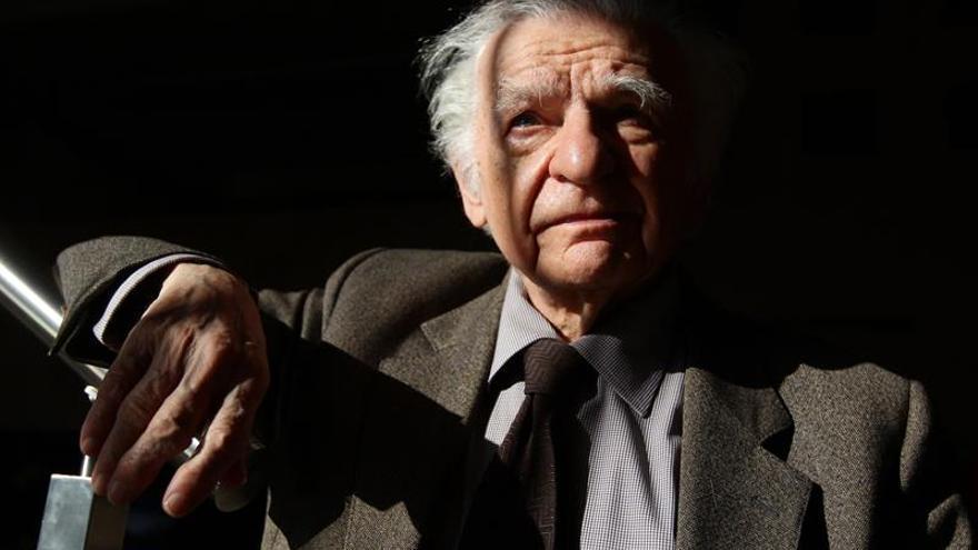 Muere el gran poeta y ensayista francés Yves Bonnefoy