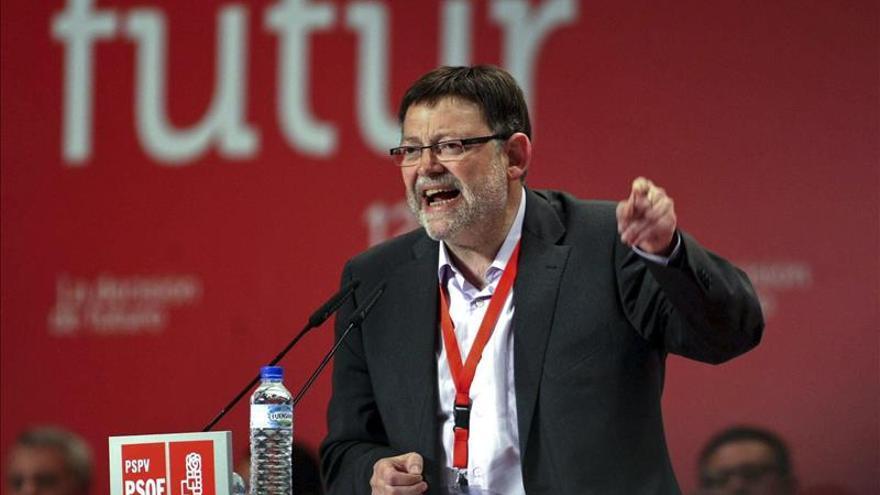 """Puig pide a Rajoy que permita """"el ejercicio ciudadano de la solidaridad"""""""