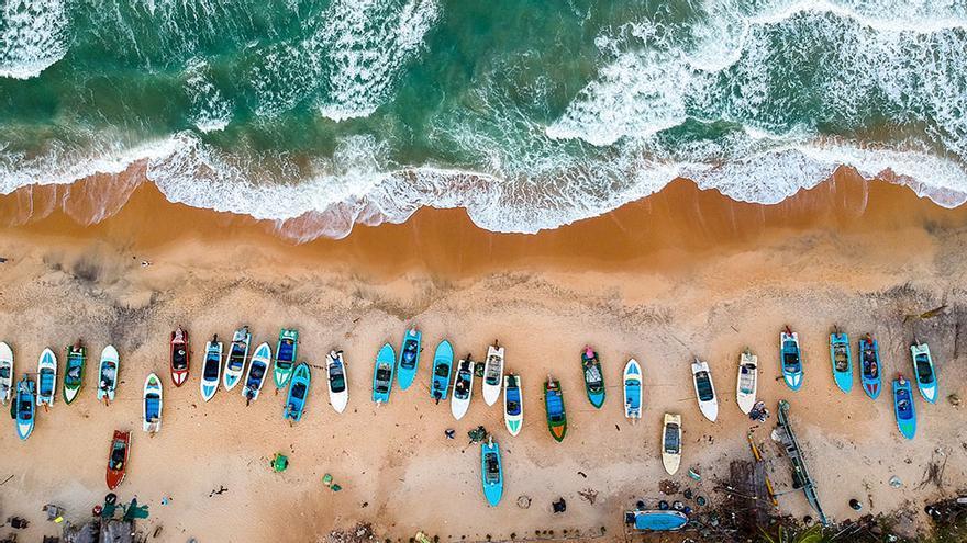 Costa de Sri Lanka
