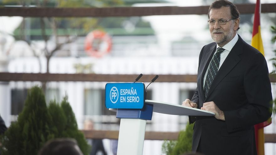 """Rajoy dice que no se sabe """"muy bien"""" el caso de Arístegui y cree las explicaciones de De la Serna"""