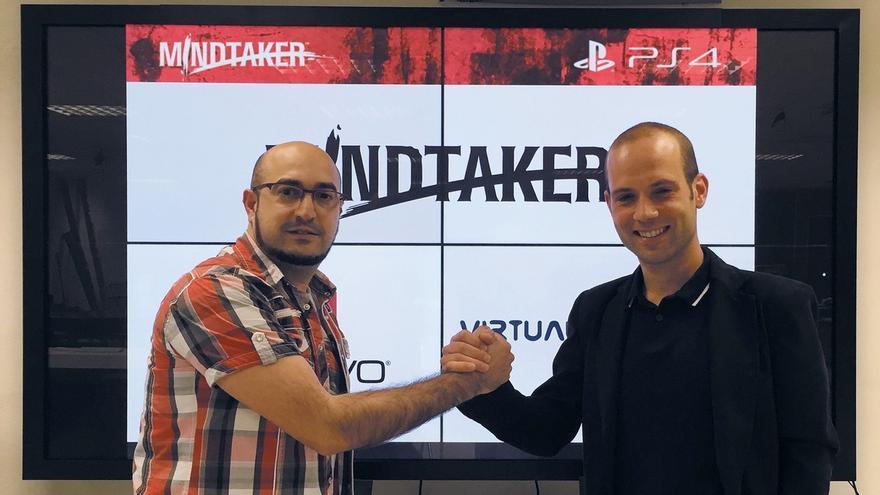 Las empresas vizcaínas Relevo y Virtualware firman un acuerdo para la creación y desarrollo del videojuego Mindtaker