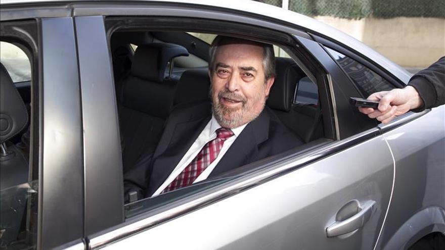 """Belloch se incorpora hoy como magistrado y dice adiós a la """"política activa"""""""