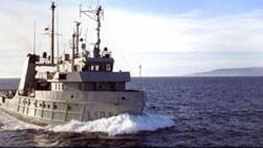 La contundente respuesta del jefe de la Armada española a la petición de Vox de un bloqueo naval en Canarias