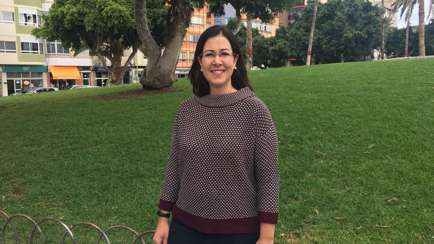María Amador, presidenta de Nuevas Generaciones del PP