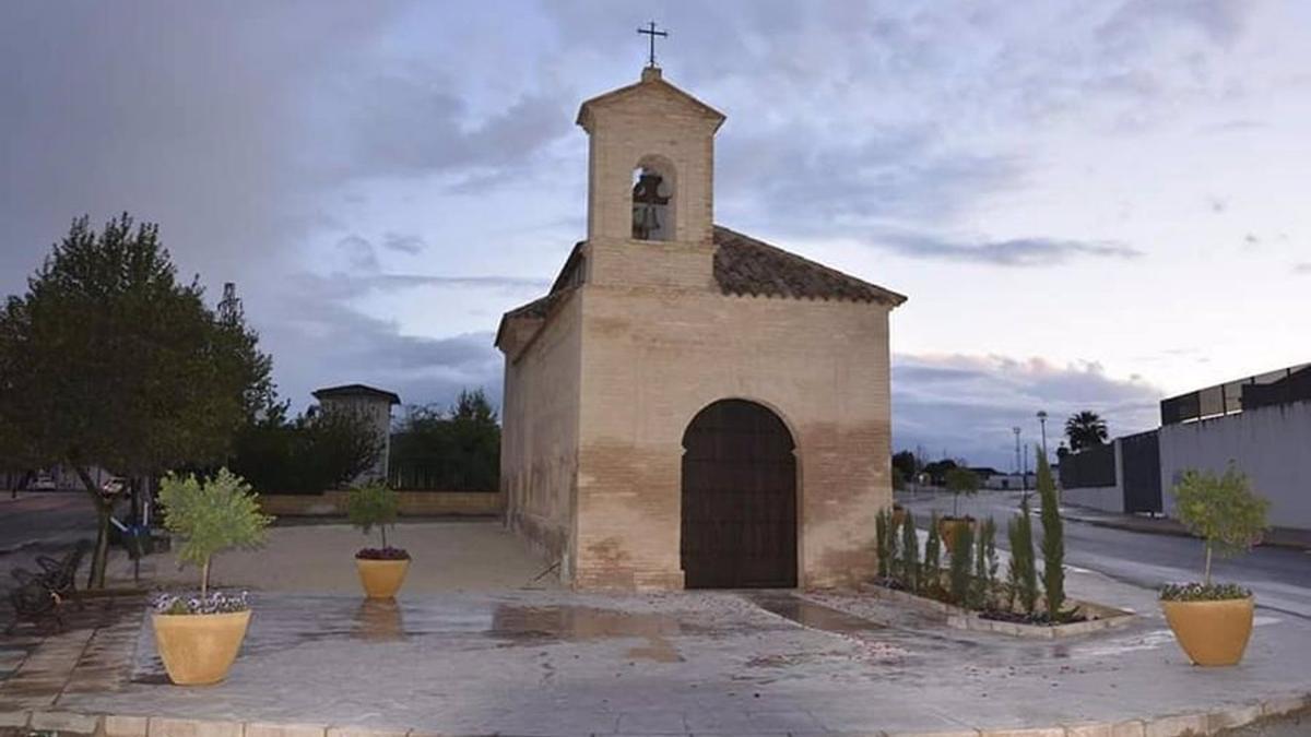 La ermita de La Consolación de Bujalance.