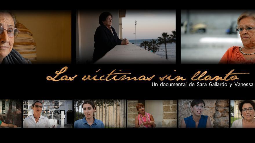 Las mujeres protagonistas del documental sobre la represión franquista y el silencio.