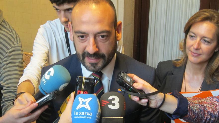 C's promueve suprimir los consejos comarcales en Cataluña