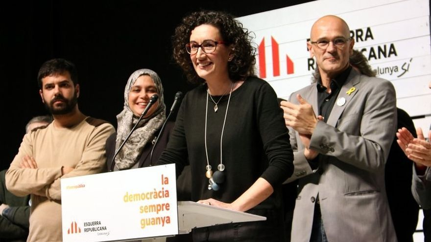 La Ejecutiva de ERC se desplaza a Ginebra para que participe en la reunión Marta Rovira
