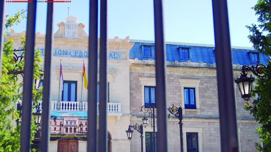 Diputación provincial de Cuenca, foto por Las Noticias de Cuenca