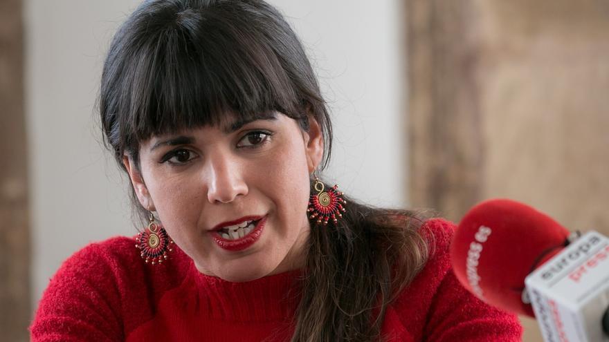 """Podemos ve """"irresponsable"""" el mensaje de fin de año de Susana Díaz, que """"desconoce la realidad social de Andalucía"""""""