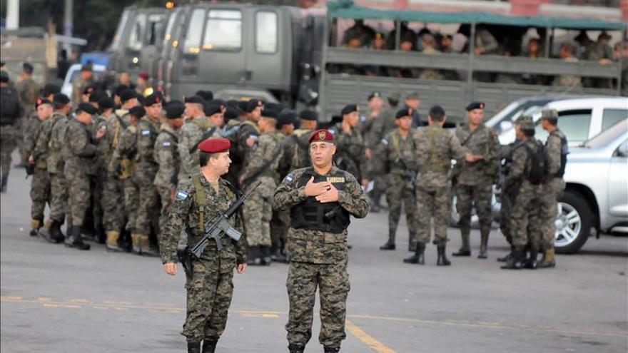 Organismo electoral de Honduras ratifica que los militares no pueden votar