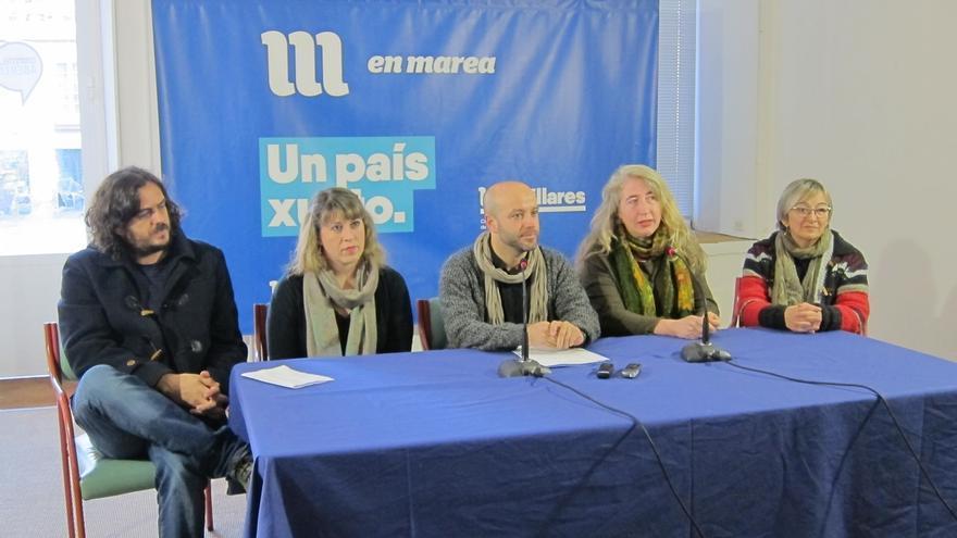 """Podemos Galicia ve """"muy positivo"""" para el proyecto global que la formación en Andalucía se constituya en autónoma"""