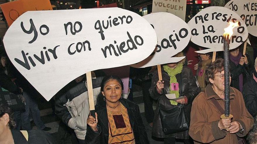 579 mujeres han tenido que dejar su trabajo por violencia machista desde 2004