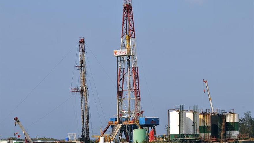 El precio del crudo OPEP sube un 2,1 %, hasta los 44,77 dólares por barril