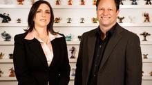 Stacey Sher & Nick van Dyk Activision Blizzard Studios