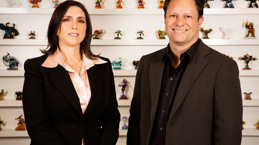 Stacey Sher & Nick van Dyk Activision Blizzard Studios
