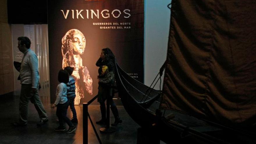 Más de 70.000 personas 'redescubren' a los vikingos en una exposición en Alicante