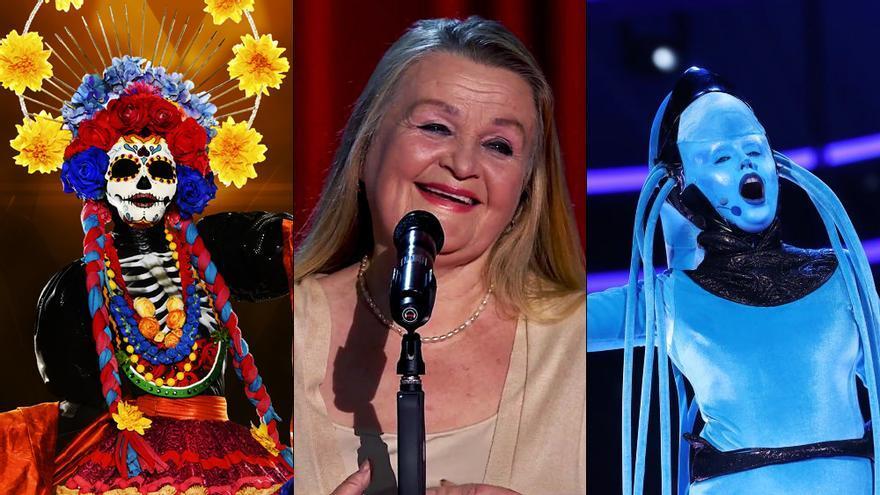'La Voz Senior', 'Mask Singer' y 'TCMS', el trío estelar de Antena 3