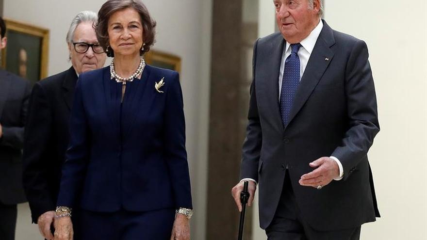 Los Reyes Juan Carlos y Sofía irán a Roma a un acto en Santa María la Mayor