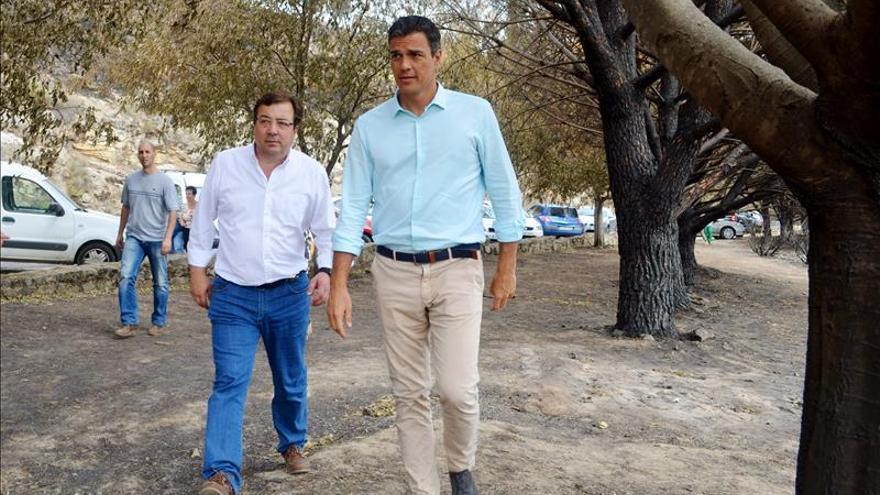 """Pedro Sánchez califica de """"inverosímiles"""" las """"excusas"""" de F. Díaz sobre Rato"""